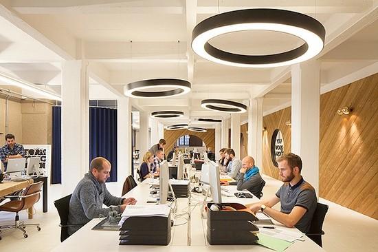 Iluminação de Ambientes de Trabalho Internos