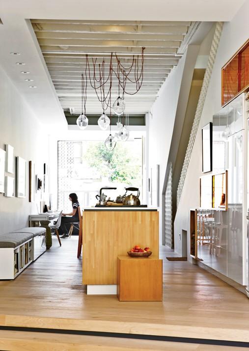 Mudança total: como transformar uma loja em casa e escritório