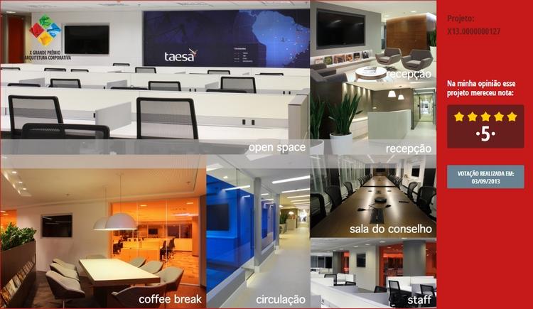 Casa3 concorre a grande premio de arquitetura corporativa