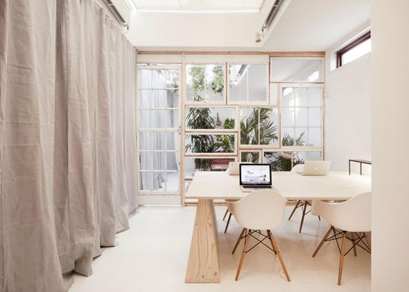 Plantas ajudam a dar mais vida ao escritório