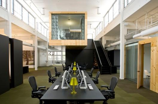 North Advertising - Escritórios com arquiteturas que inspiram