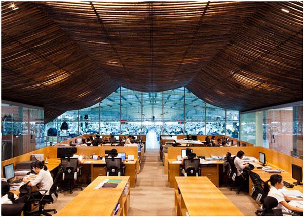 Factory Office Renovation - Inside Awards 2014